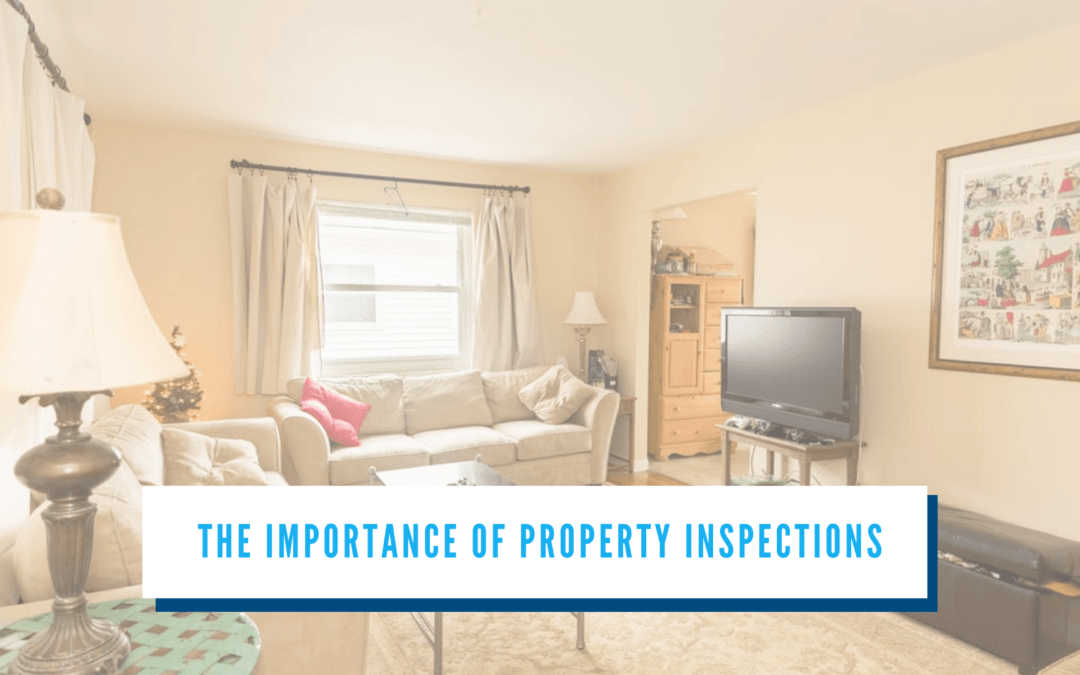 The Importance of Property Inspections in a Rental Property - article banner