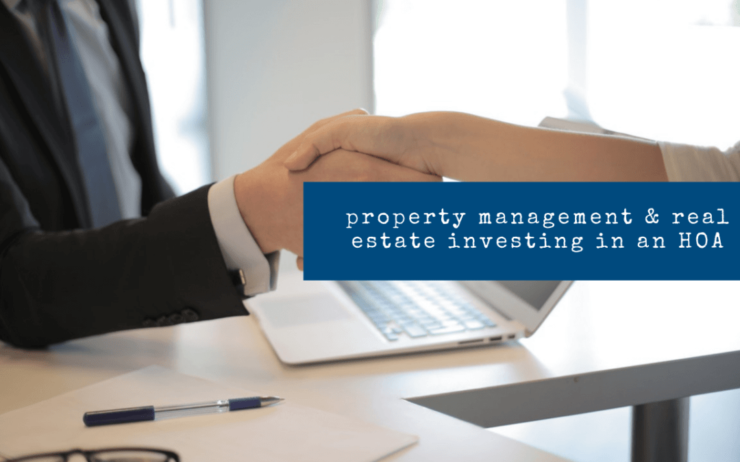 Albuquerque Property Management & Real Estate Investing in an HOA - article banner